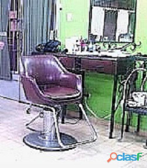 Silla hidráulica. para peluqueria
