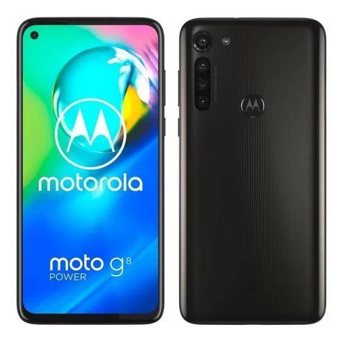 Celular android motorola g8 plus 4gb ram 64gb rom