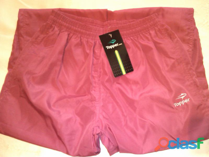 Mono pantalon deportivo marca torpe talla m color futsia