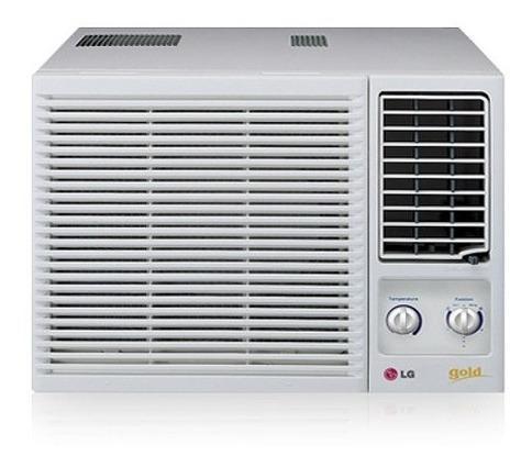 Aire acondicionado ventana lg 12000 btu/h w121ca system gold