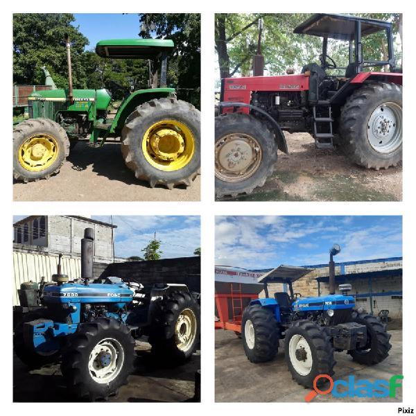 Se vende tractores agrícolas barinas venezuela