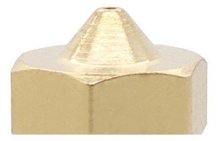 Anycubic 5pcs laton 0,4 mm 3d filamento pla impresora