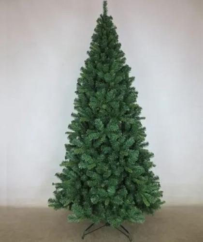 Arbol de navidad 2.20 mts arbolito pino canadiense price