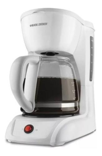Cafetera black decker 12 tazas
