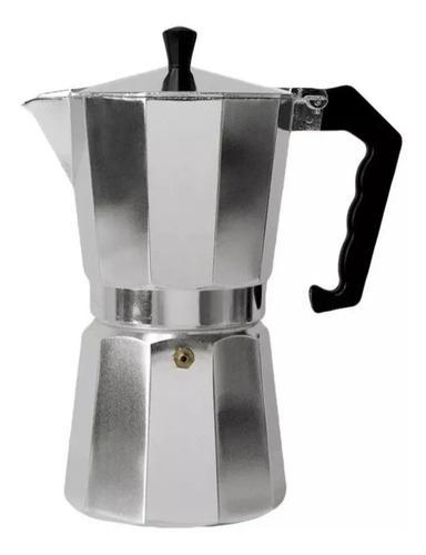 Cafetera greca 12 tazas espresso prímula