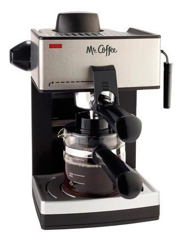 Cafetera Mr. Coffe Expresso & Capuchino 4 Tazas