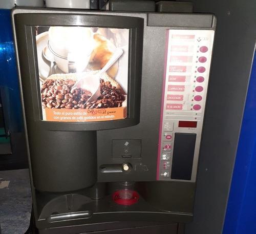 Cafetera saeco 7p plus maquina tipo vending