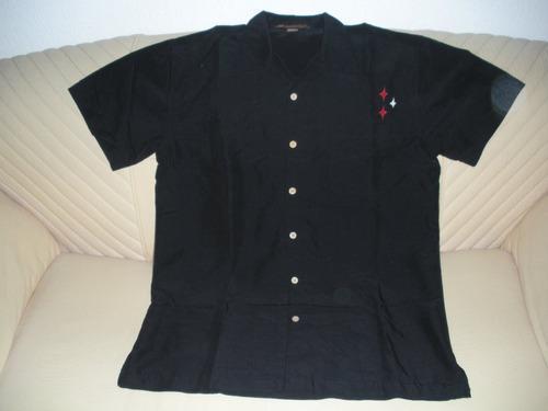 Camisa para bowling importada marca harriton talla m-m