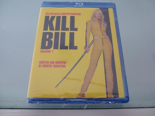 Kill bill / volume 1 / blu-ray / 1.080 high definition / usa