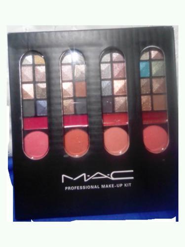 Paleta de 88 sombras mac cosmetics mayor y detal oferta
