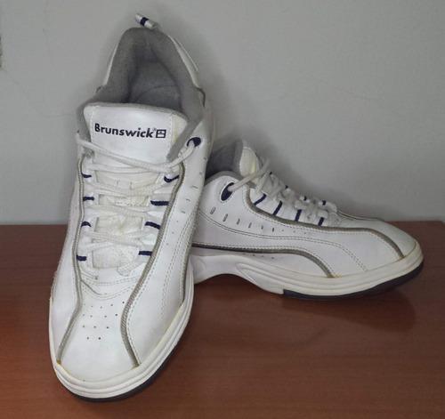 Zapatos de bowling marca brunswick talla 43 (9 usa)