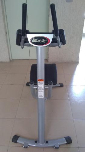 Ab coaster original maquina abdominales