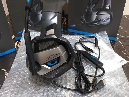 Audifonos gamer onikuma k5. ps4, nintendo switch, pc oferta!