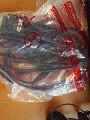 Cable audio/video xbox 360 slim