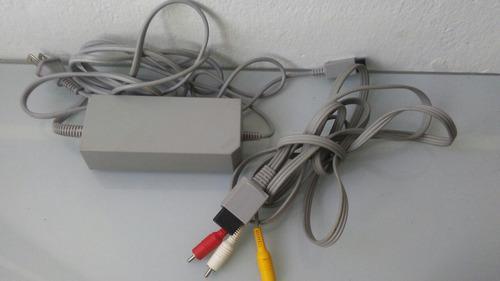 Cables De Nintendo Wii Original
