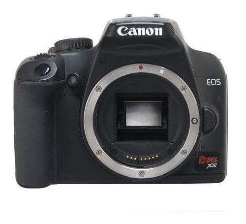 Cámara Digital Slr Canon Rebel Xs 10.1 Mp (cuerpo