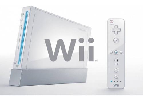 Consola nintendo wii 40 juegos controles y accesorios combo