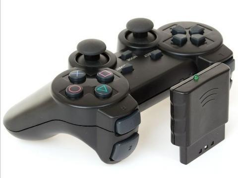 Control inalámbrico para playstation2 ps2 somos tienda