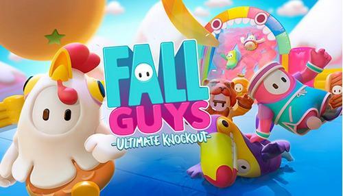Fall guys original pc físico steam
