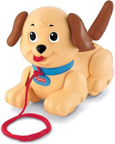 Fisher price perro cachorro snoopy juguete didáctico