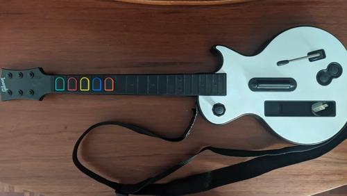 Guitarras para wii de guitar hero: world tour