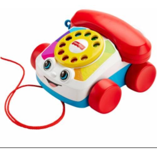 Juguete teléfono fisher price