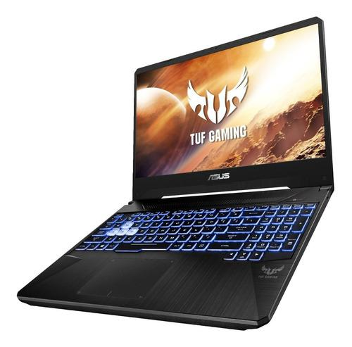 Laptop asus ryzen 7 3750h 8gb ram 256gb 15.6 gtx 1660ti 6gb