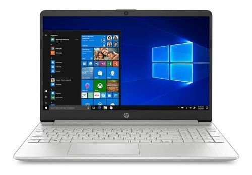 Laptop hp i3-1005g1 4gb ram 128gb ssd 15.6 windows 10 nueva