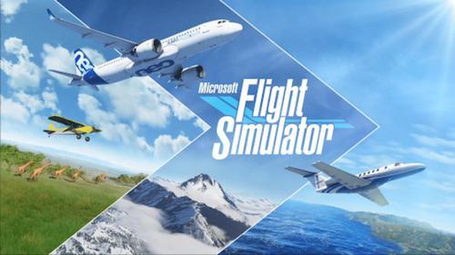 Microsoft flight simulator 2020 original pc fisico steam