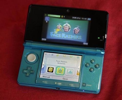 Nintendo 3ds verde agua juegos y mas