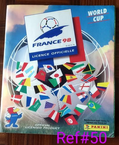lbum Panini Francia 98. Excelentes Condiciones