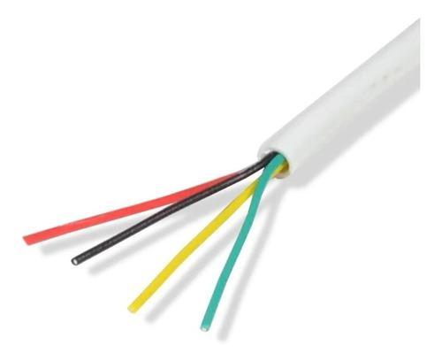 Cable alarma o telefono 2 pares por metro