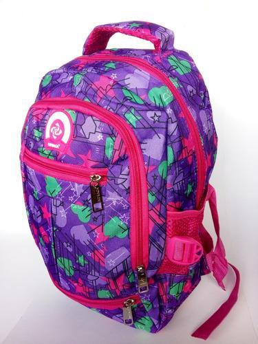 Morral bolso para niñas princesa escolar resistente cartera