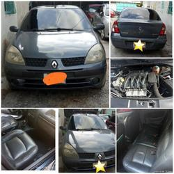 Renault symbol 2008, manual, 1.6 litres