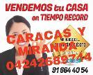 Inmobiliaria caracas 04143264964