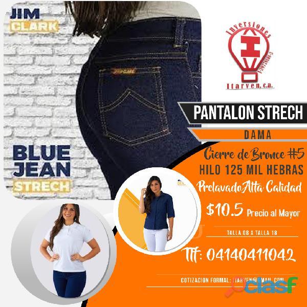 pantalon jeans 3 costuras uniformes 1
