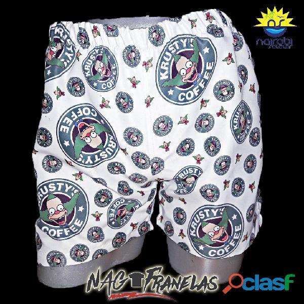 Shorts personalizados sublimados