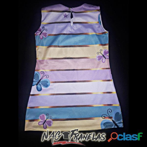 Vestidos personalizados sublimados 6