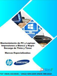 Mantenimiento, Reparación & Programación de PC 1