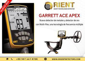 Detector de metales Garrett Ace Apex