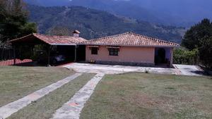 Vendo casa de campo tabay mérida venezuela