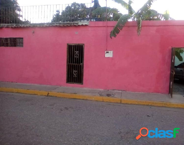 Casa en venta pueblo nuevo al oeste de barquisimeto