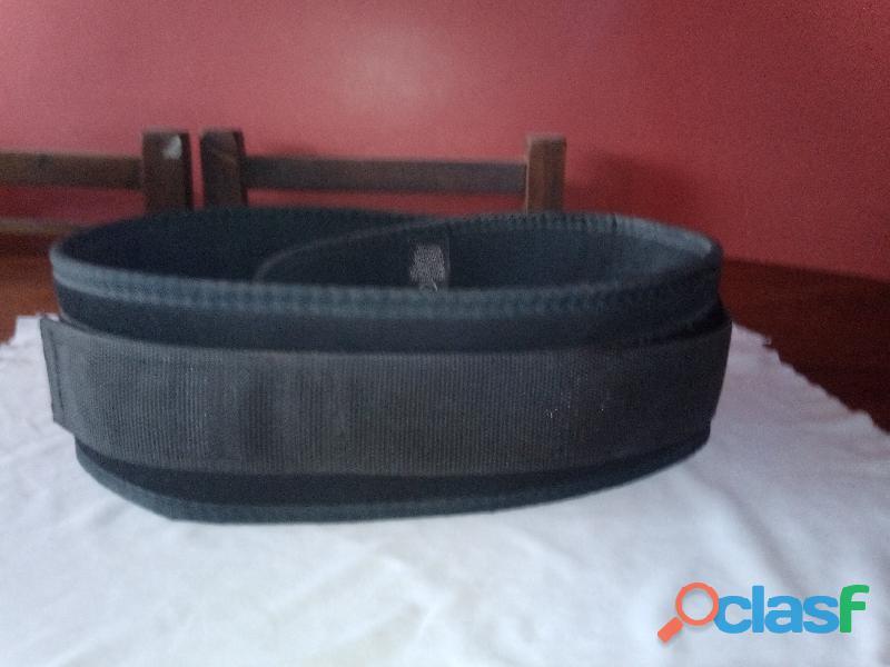 Cinturón para levantamiento de pesas marca valeo talla LG 2