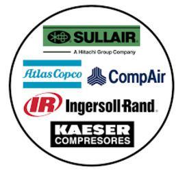 Venta compresor de aire comprimido industrial