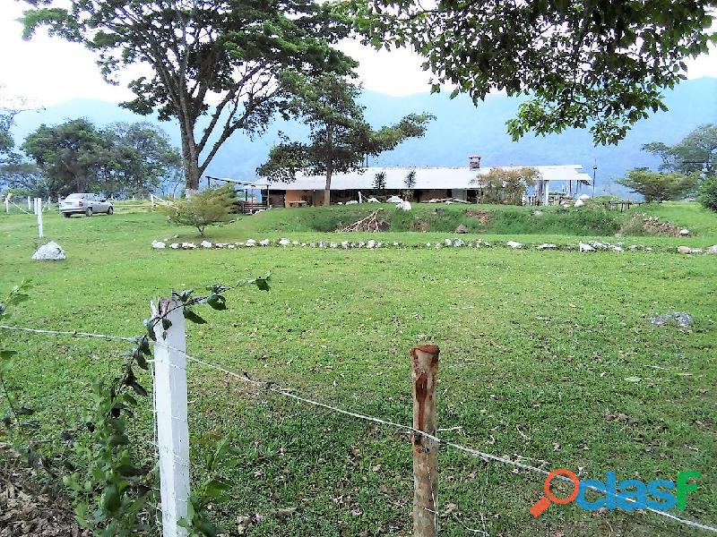 SE VENDE CASA DE CAMPO en Santa Ana del Táchira, sector Malacate