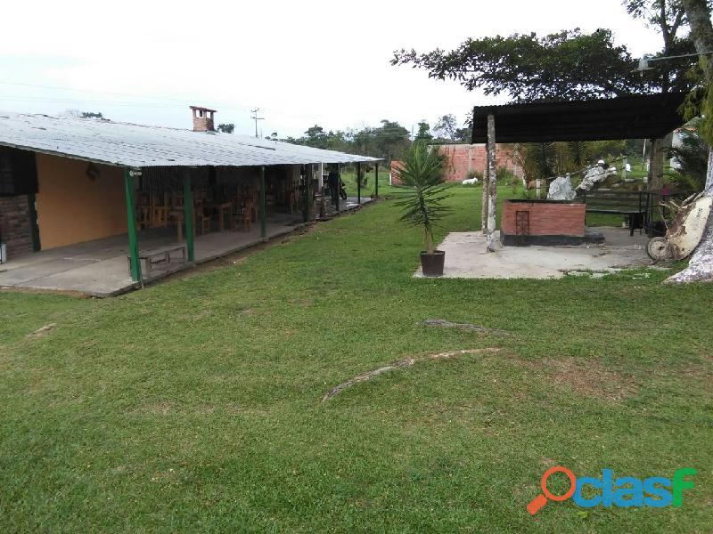 SE VENDE CASA DE CAMPO en Santa Ana del Táchira, sector Malacate 12