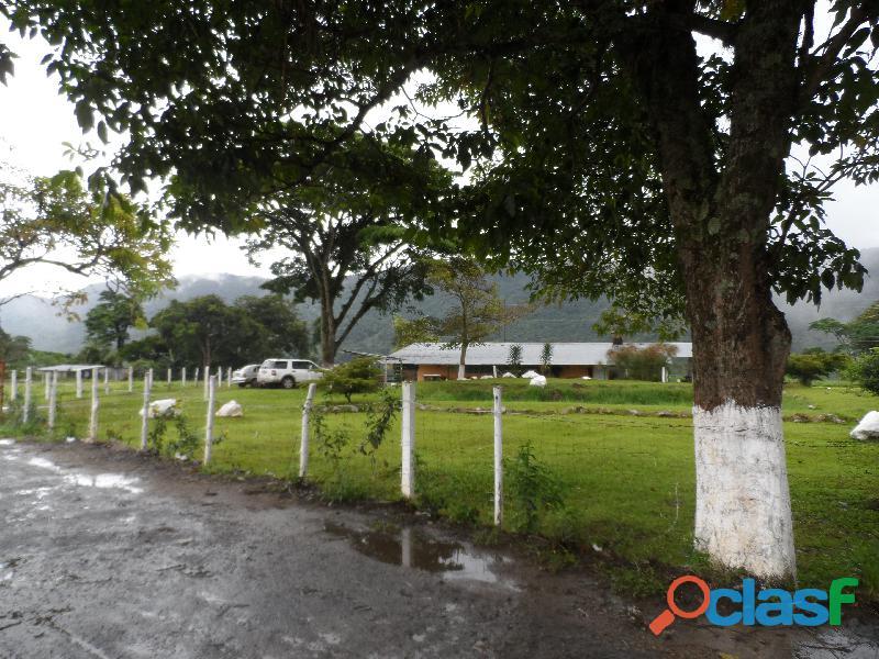 SE VENDE CASA DE CAMPO en Santa Ana del Táchira, sector Malacate 11