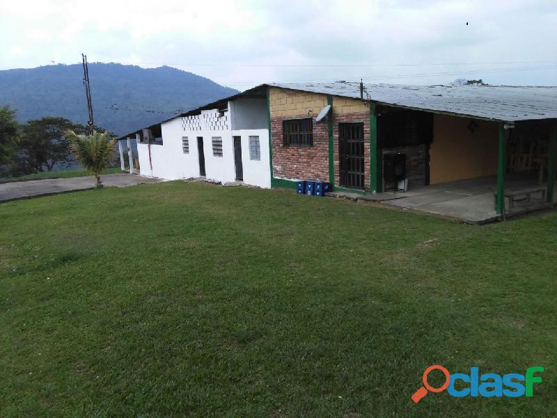 SE VENDE CASA DE CAMPO en Santa Ana del Táchira, sector Malacate 10