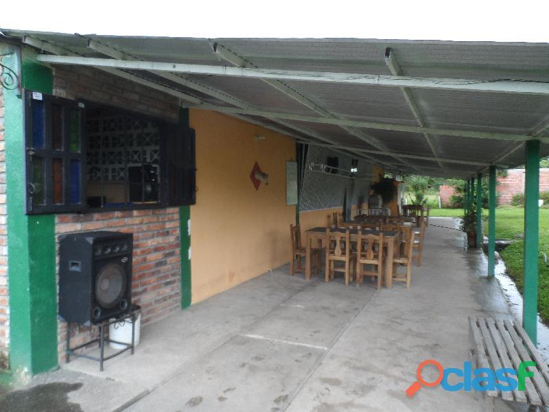 SE VENDE CASA DE CAMPO en Santa Ana del Táchira, sector Malacate 6