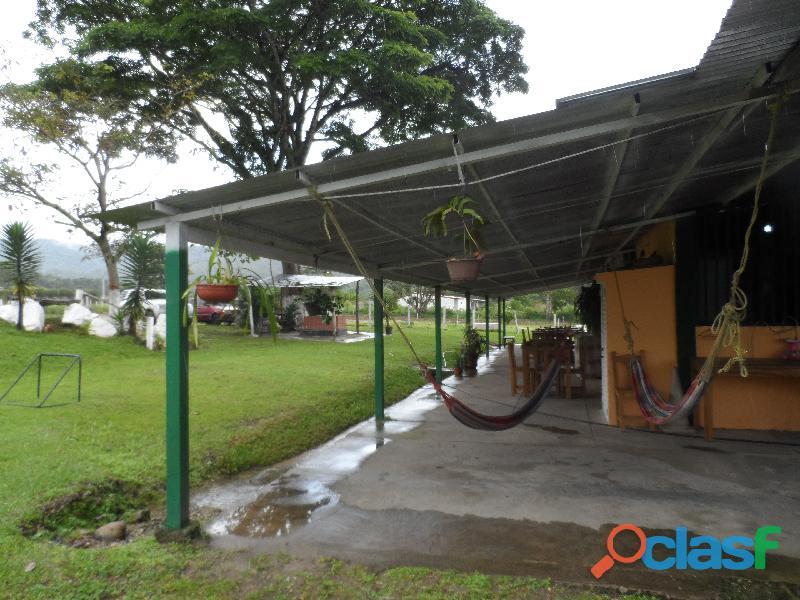 SE VENDE CASA DE CAMPO en Santa Ana del Táchira, sector Malacate 5
